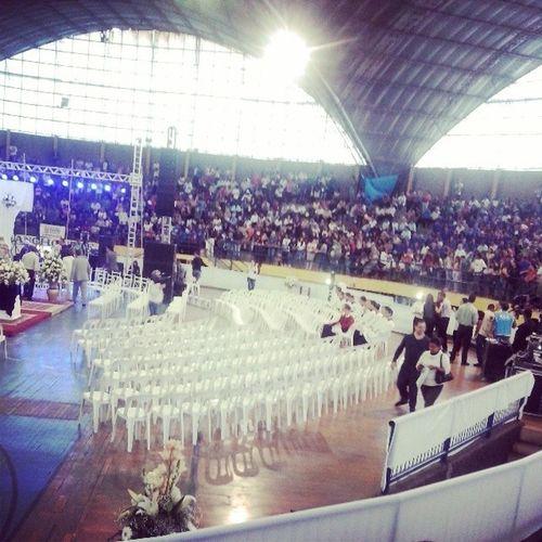 Tá lotado! @ Festa Diocesana Evangelizai