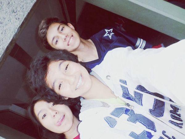 yo los amo.
