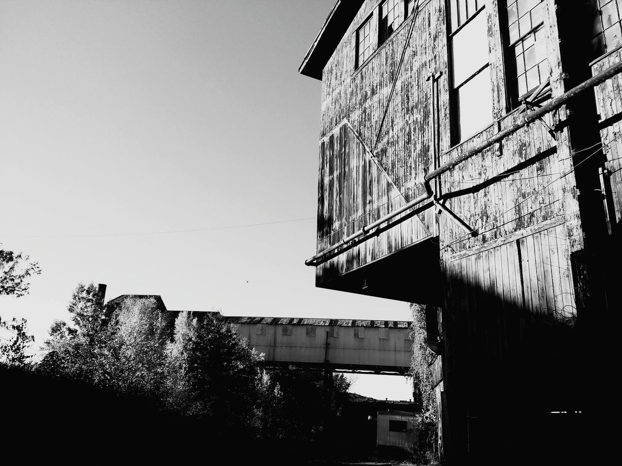 Black And White Photography Industrial Old Buildings Slience What Does Peace Look Like To You? Stopping Time Free Expression Dead Or Alive  Lets Get Lost As Time Goes By