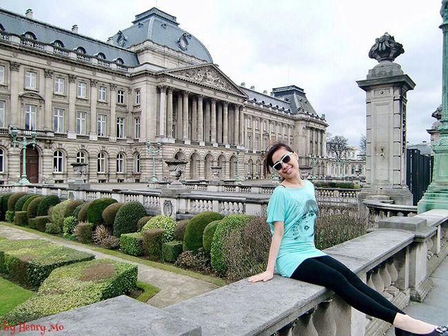 the Royal garden Taking Photos Fashion&love&beauty BelgianGirl Relaxing