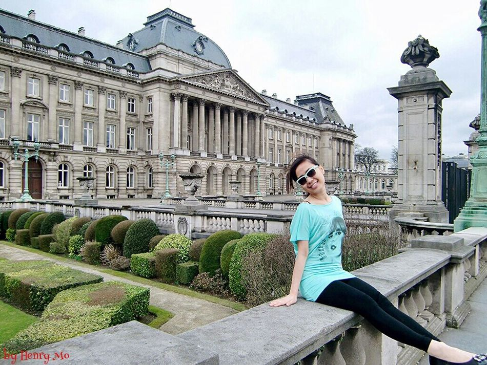 the Royal garden Taking Photos Fashion&love&beauty BelgianGirl Relaxing