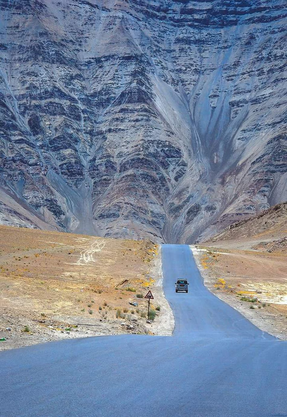 Magnetic Hill, Leh Adventure Vacations Travel Indianphotography Mountain Himachal Pradesh, India Himalayas Ladakh Travel Destinations Mountain Range Cold Desert India