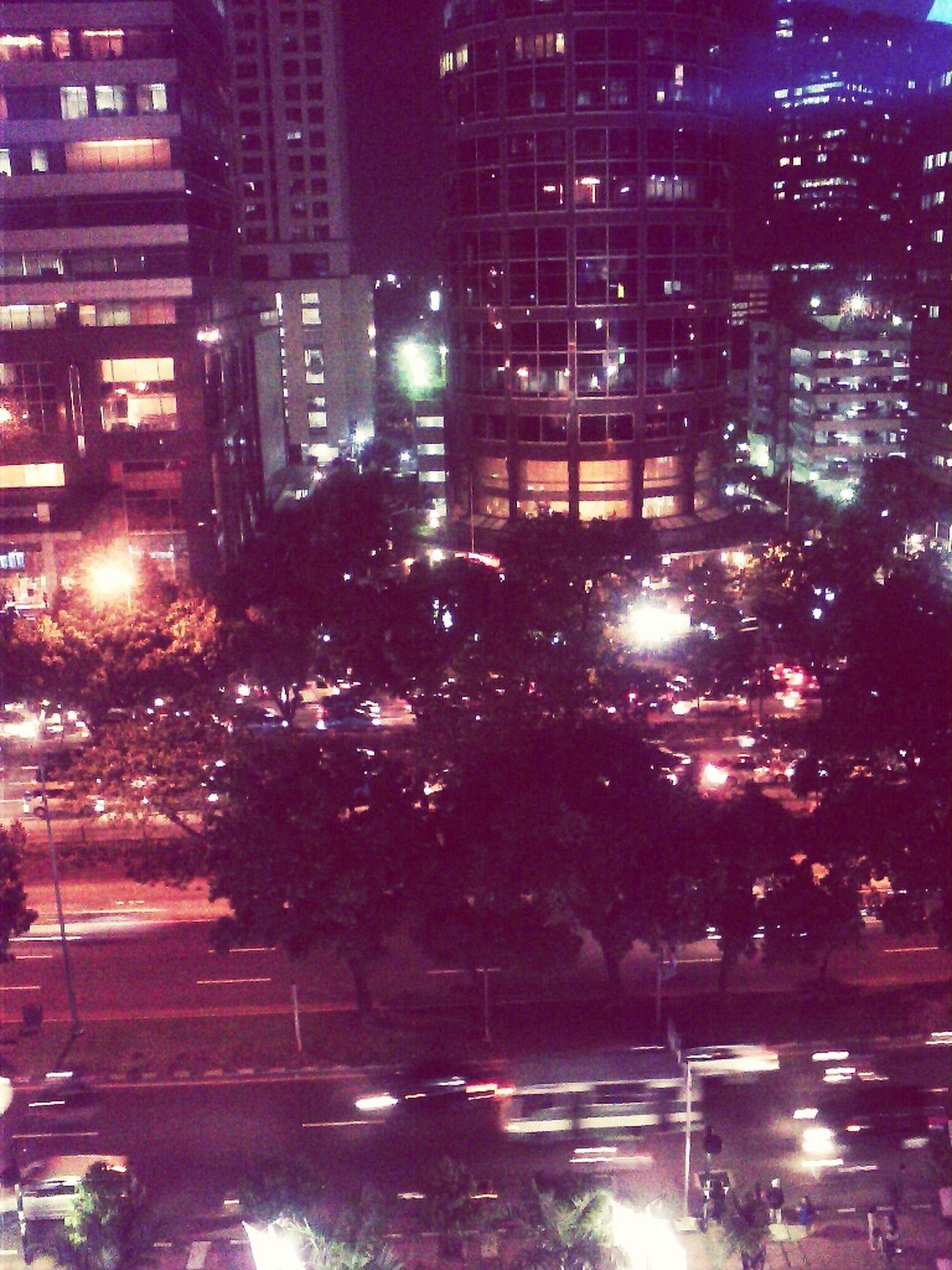 night at jakarta