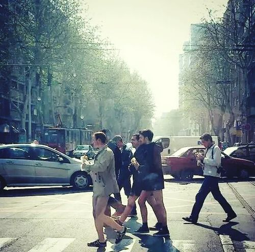 Hot Guys Walking Around New Fashion Serbia