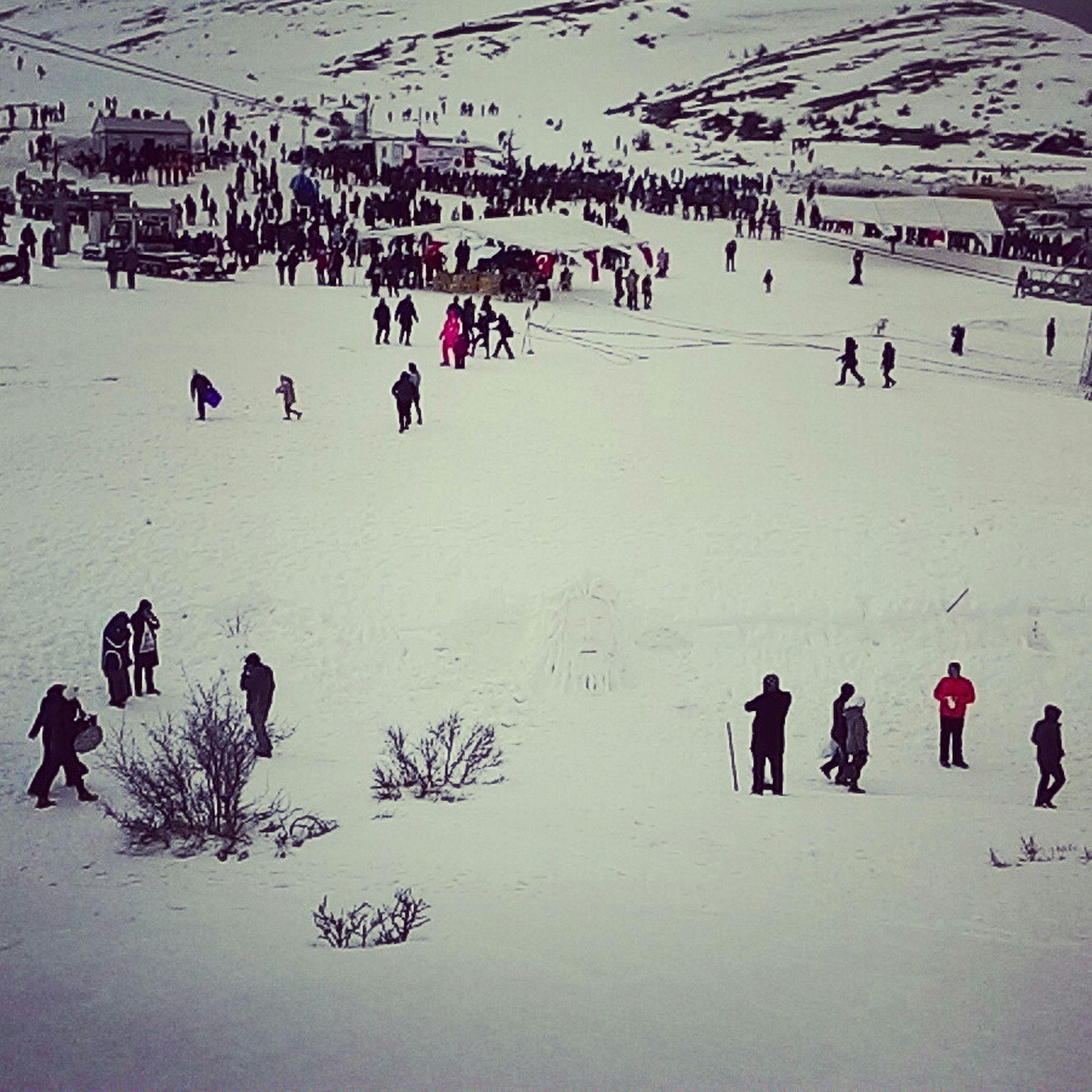 Bozdag kayak merkezi kayak keyfff :D