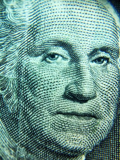 Close-up Finance Human Face Full Frame Currency Paper Currency Outdoors Day Money George Washington Macro Macro Photography Drawing Green President Eyes EyeEm Gallery USA Spend Portrait