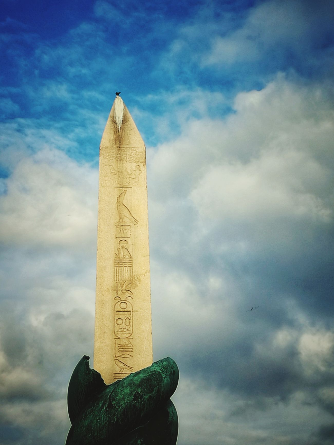 Sky Cloud - Sky History Low Angle View War No People Outdoors Military Day Sultanahmet SultanAhmetBlueMosque Dramatic Sky istanbul turkiyeIstanbulove Istanbul Turkiye Obelisk Obelisks
