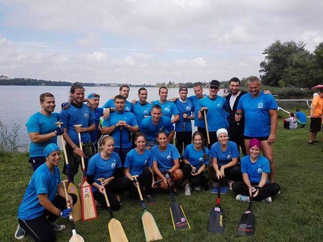 Dragon Killers! Myteam Dragonboat Tata DragonKillers LoveThem  Family Race Watersport Hungary Winnerteam