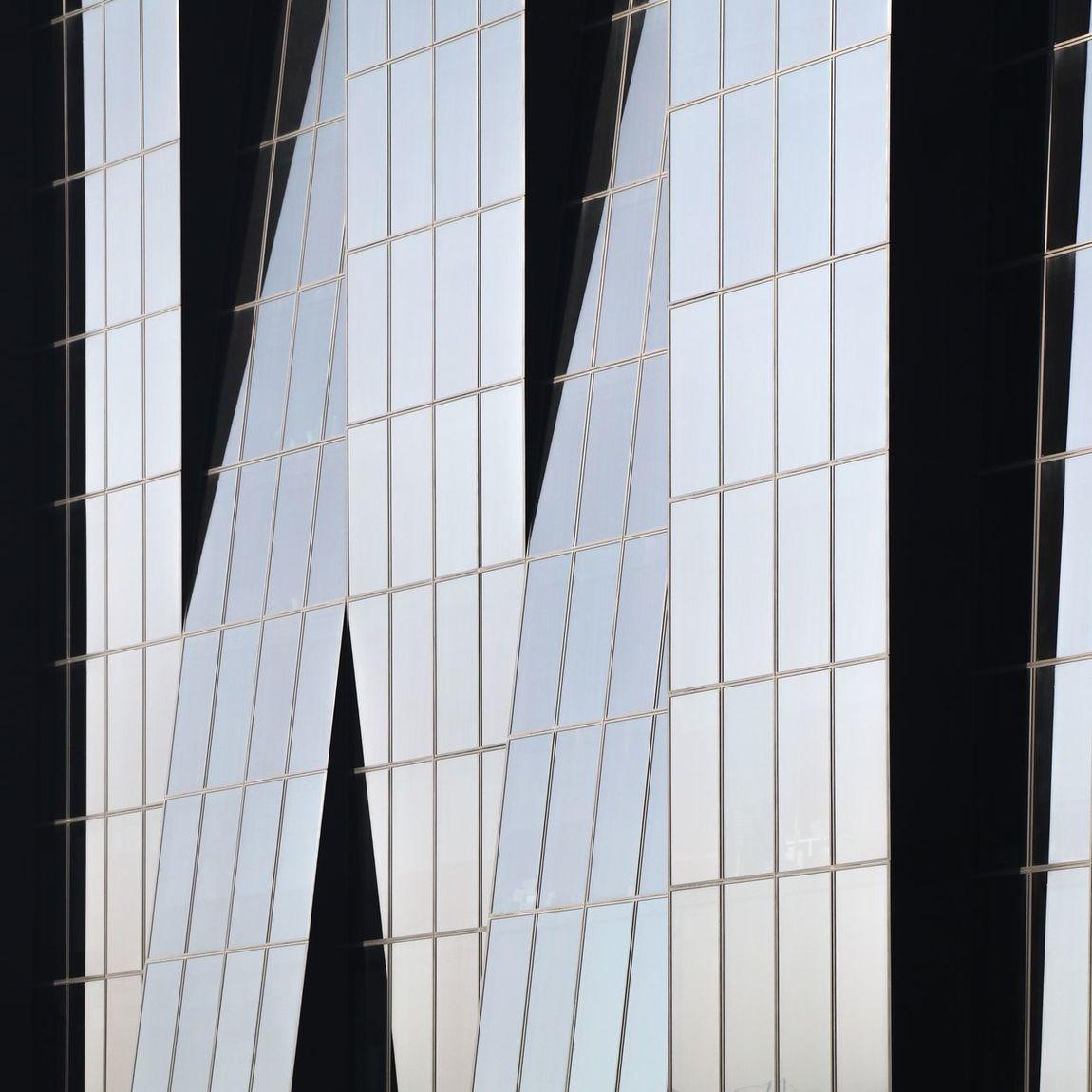 DC Tower 1, Vienna. Architecture Built Structure Modern City Skyscraper Modern Modern Architecture Minimal Dominiqueperrault
