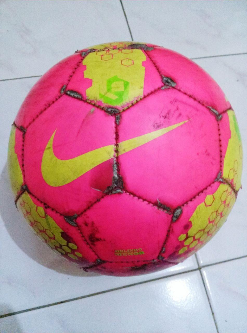 My Hobby Futsal Ball Nike Playfootball