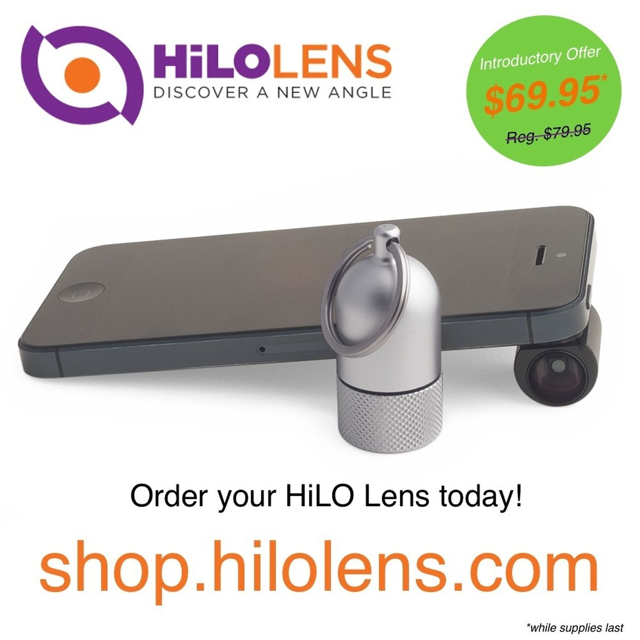 HiLO Lens is now available to purchase! Go to shop.hilolens.com or www.hilolens.com to order yours today! HiLO Lens Architecture Creative Mobilephotography