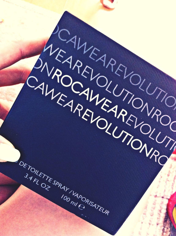 Perfume Evolution  Rocawear