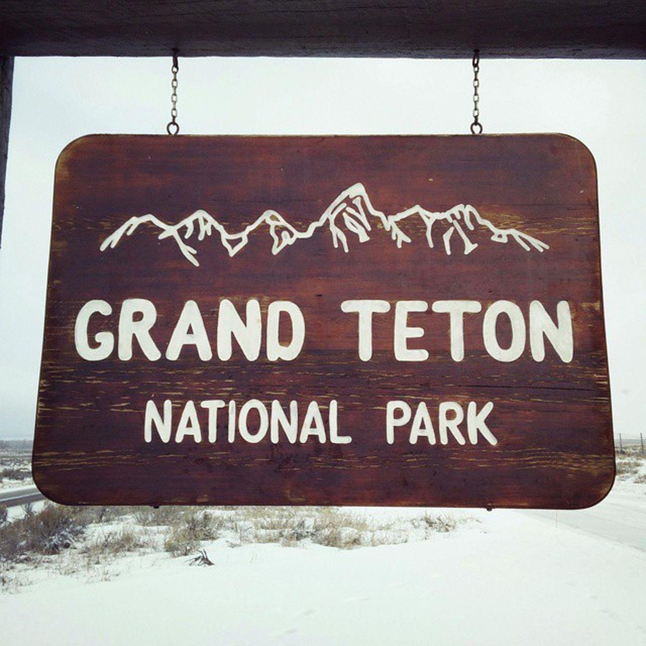 Grandtetons Wyoming