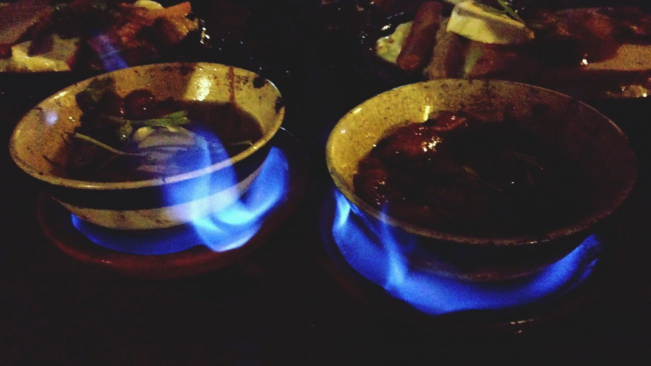 Người ta gọi là Bò đồng xanh quanh lửa cmn hồng. :)) Steak Great Side Dishes Sausages BBQ