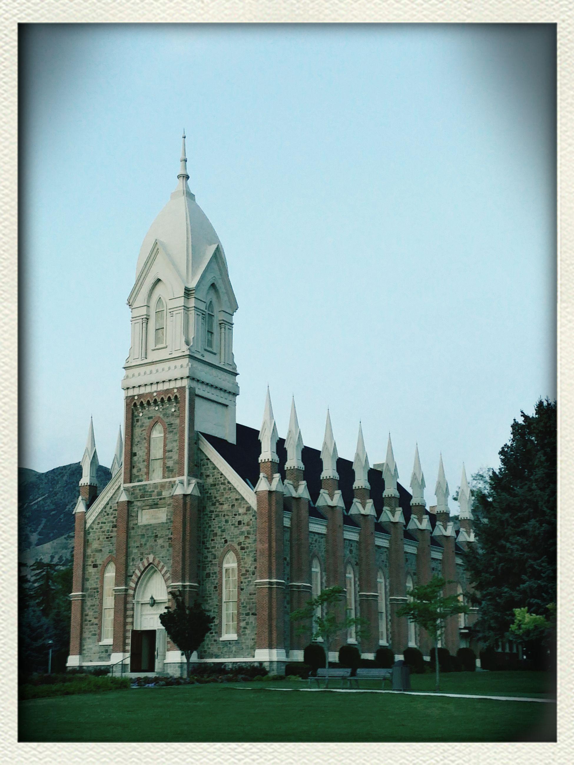 Tabernacle Mormon Church