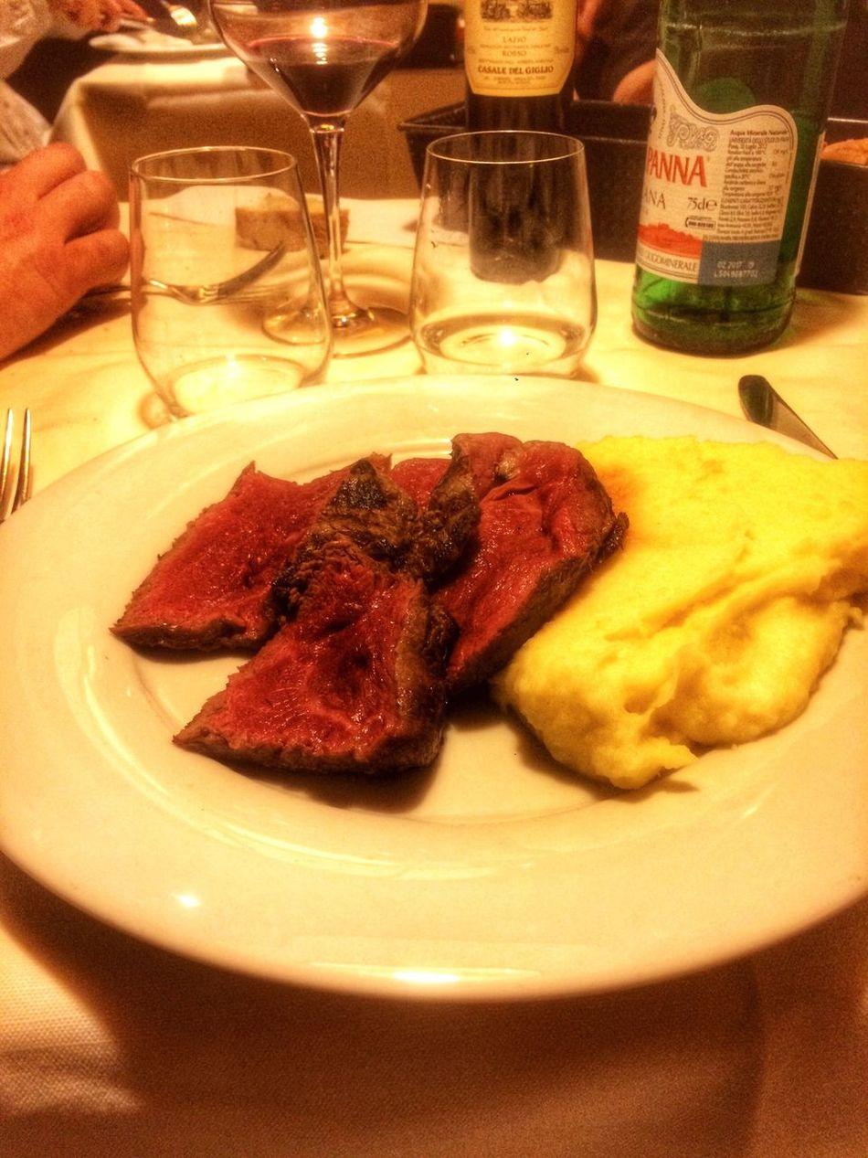 È così che va.. Rome Relaxing Dinner