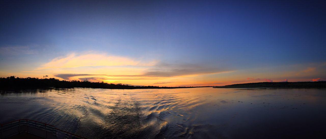 EyeEm Selects Sunset Water Reflection Beauty In Nature Nature Sky Aroundtheworld Viajar Trip Memories Peru Atardecer