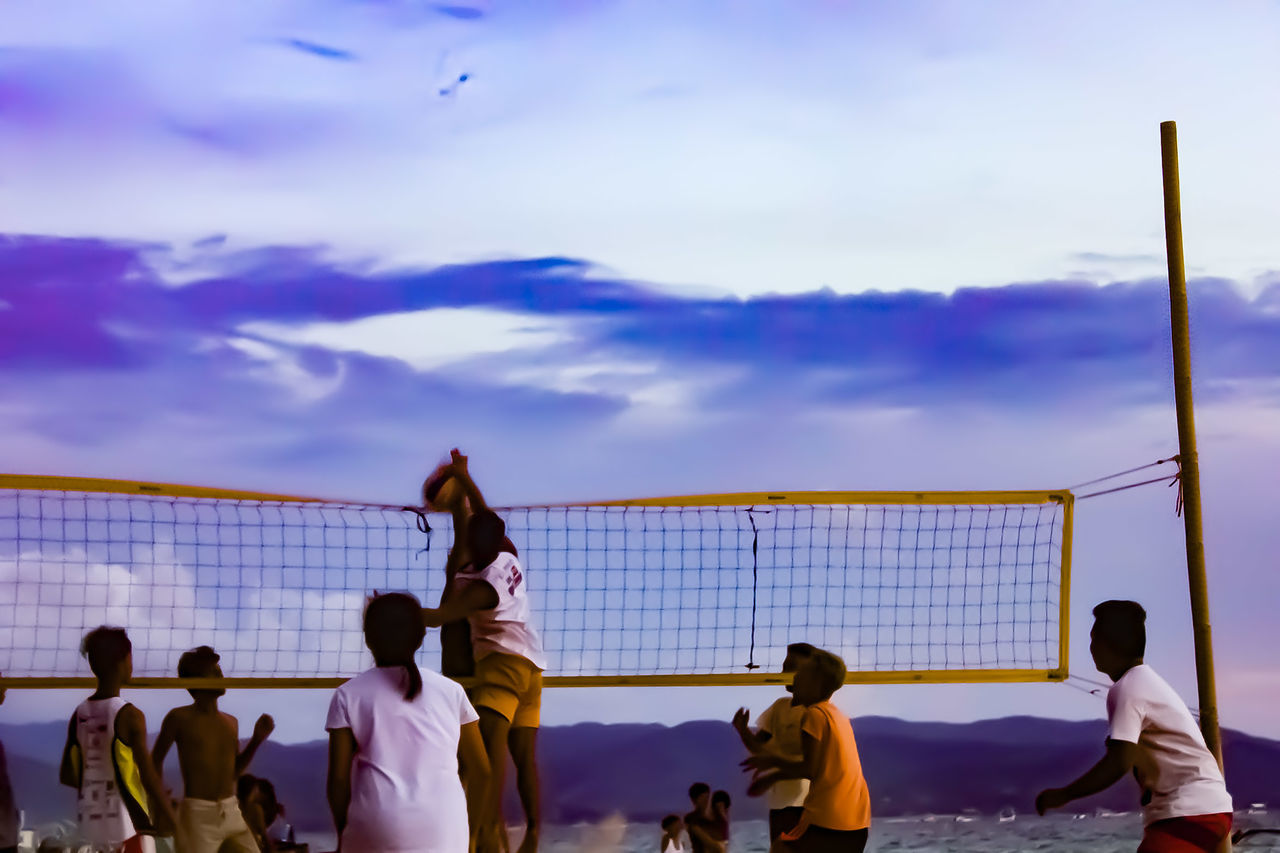 Travelphotography Canonphotography Eyeemphotography Adults Only Summer Philippines Beach Volleyball Lifestyles Outdoors Day Sport Eyeem Philippines Beach Sports Photography Competition Boracay Island, Philippines