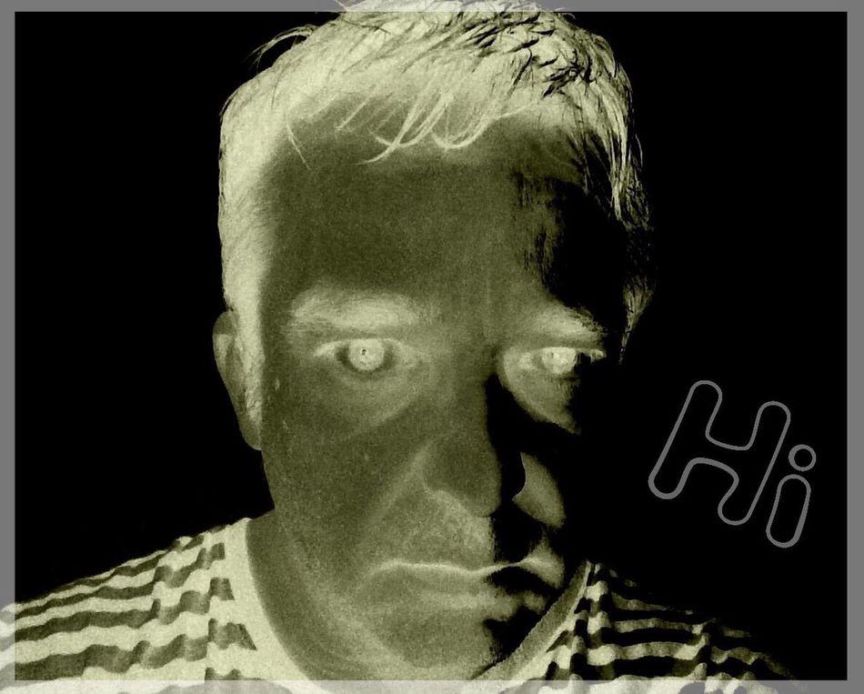 Inutile Radiography Self Portrait