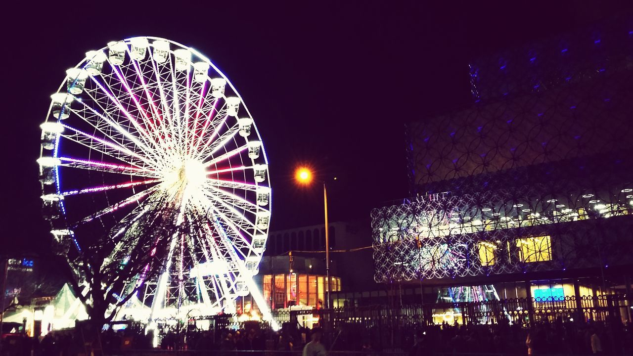 New Year Around The World Birmingham Library New Years Resolutions 2016 Giant Wheel Big Wheel Citywheel My Best Photo 2015 RePicture Growth Showcase: December Happy New Year 2016 2016 Christmas Around The World Taking Photos Seeing The Sights Buildings Hello World Crowd