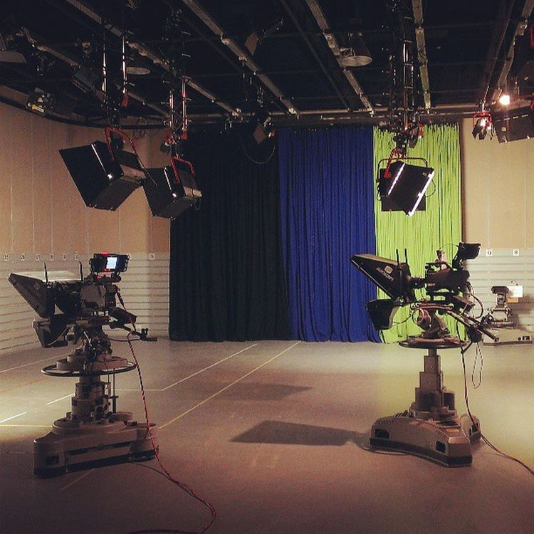 Studio Shesh CSU Waggawagga Studio Camera sony lighting floor
