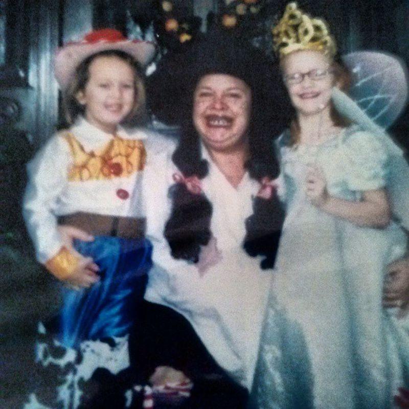 Awe Flashbackfriday Halloween Jessie Toystory glendathegoodwitch fbf hillbilly justus3 cute kelsea sheissocute