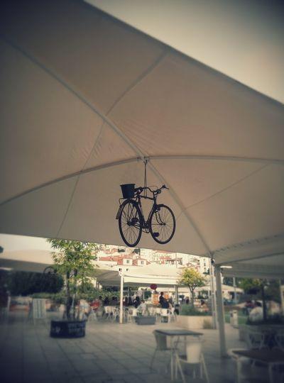 Streetphotography Bicicle Lisboa