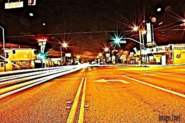 long exposure at City of Lomita by Triple the Agent