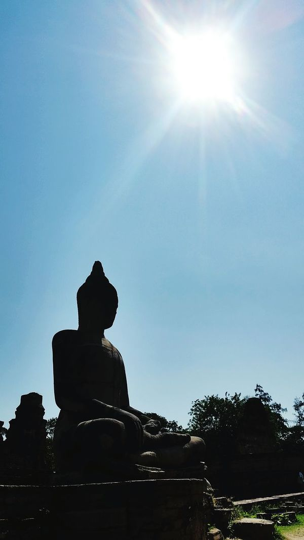 Auttaya Thailand Buddha Buddhism Keepcalm Traveling Travel Vacation Sunday