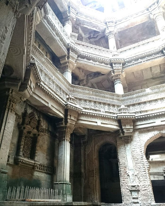 Adalaj vav stepwell heritage india First Eyeem Photo Heritage Heritage Site Heritagebeauty
