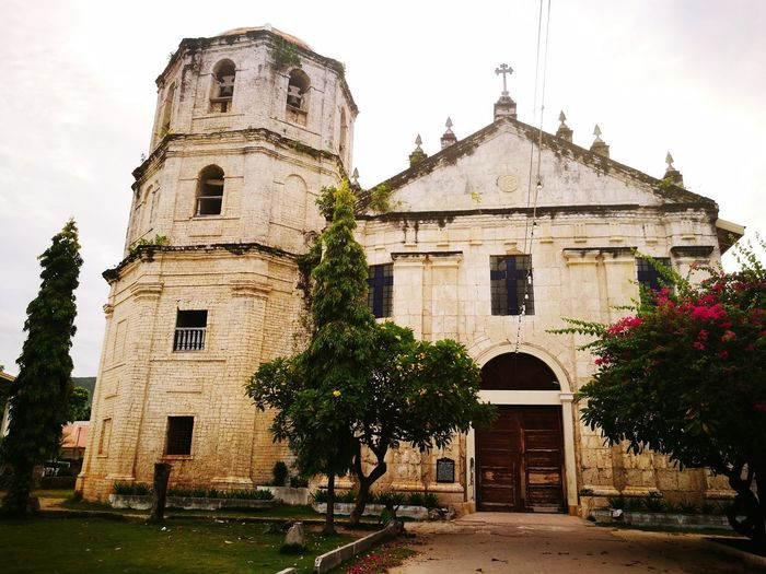 Old Church History Oslob, Cebu Cebu Philippines P9photography