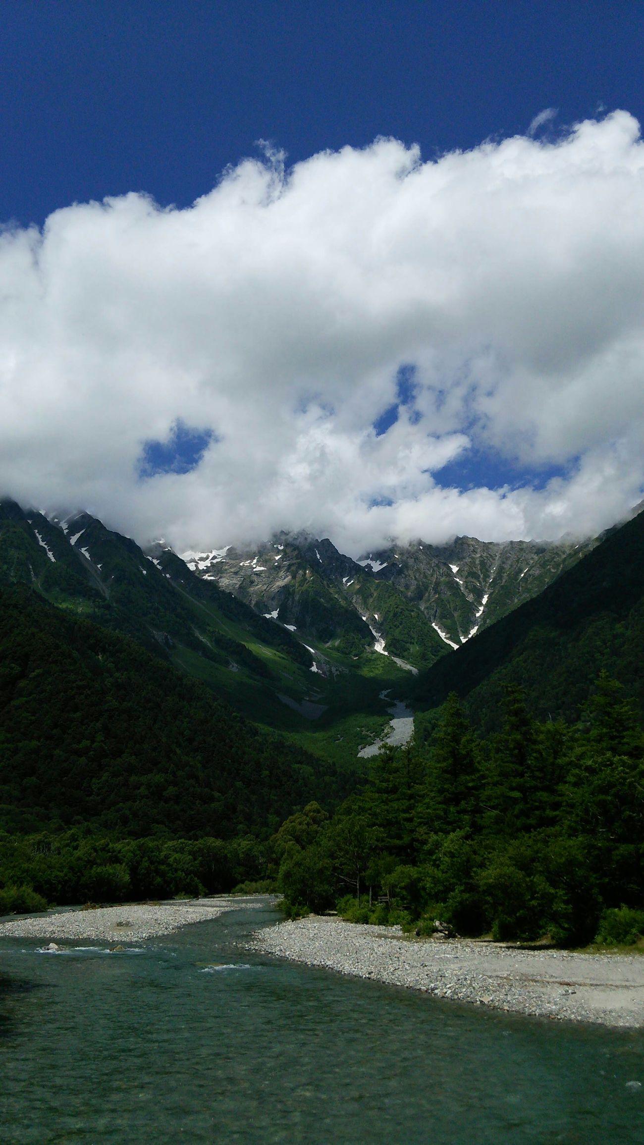 2015.7.2-3 お天気も梅雨の中休み 雨の心配なく、大正池から明神池までの自然を満喫できました♪ Japan Nature 梓川 穂高 Cool Japan