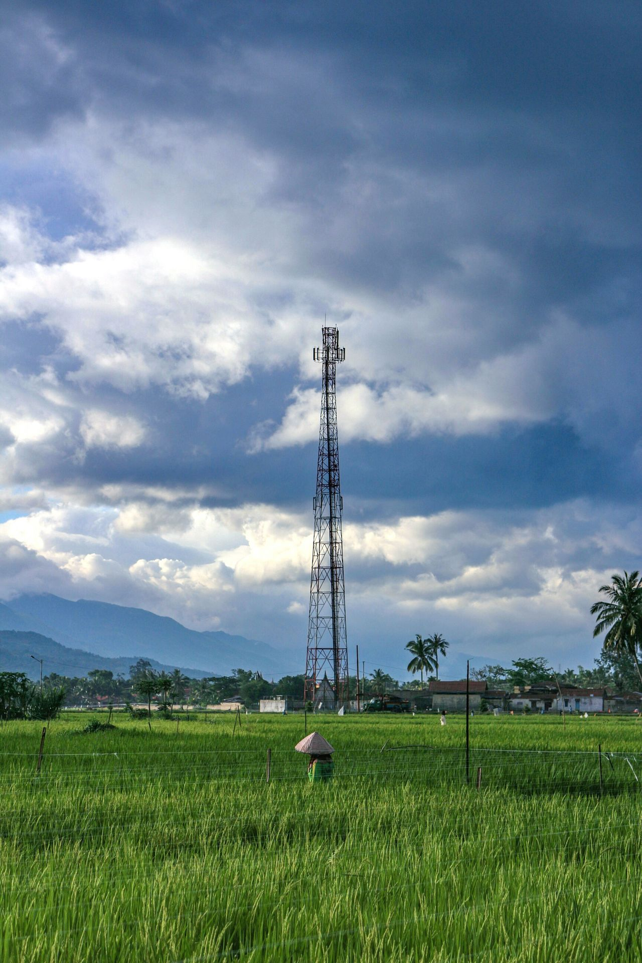 A gloomy day Nature Landscape Sky Photography Beauty In Nature Wonderfulindonesia Outdoors Dramatic Sky Real People Humaninterest