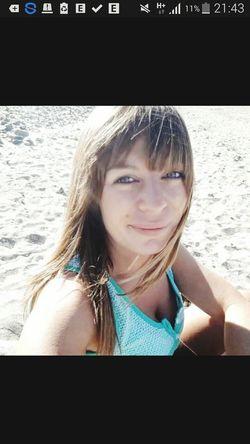 That's Me At Portobello Beach Sun Summer ☀ Relaxing Taking Photos Relaxing Time