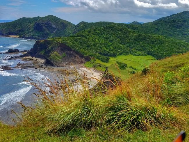 Scenics Mountain Water Tranquil Scene Tranquility Beauty In Nature Sea Travel Destinations Lush Foliage Remote Coastline Tourism Outdoors Idyllic Weekend Activities EyeEm Best Shots Sojourner Beauty In Nature Cliff Ocean Ocean And Sky
