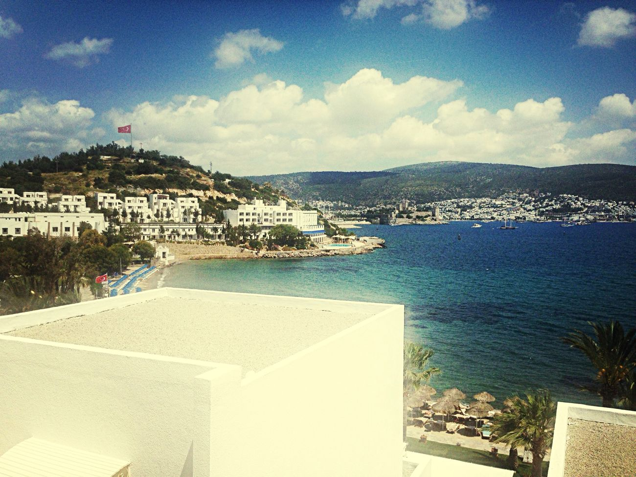 Holiday Booking A Room Bodrum Summer
