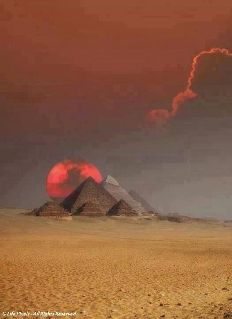 Egypt Piramide ❤❤❤❤ Piramide Beautiful Nature