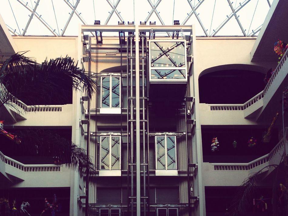 Museum Popular Art Popular Art Museum Museo De Arte Popular Elevator Elevador