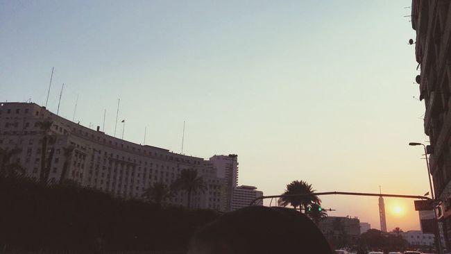 ❤️ Sunset Revolution Egypt Cairo 25jan Tahrir Square First Eyeem Photo