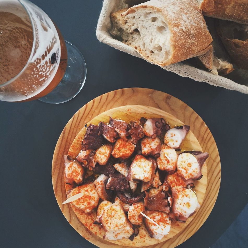 Beautiful stock photos of octopus, Bread, Cultures, Drink, Food