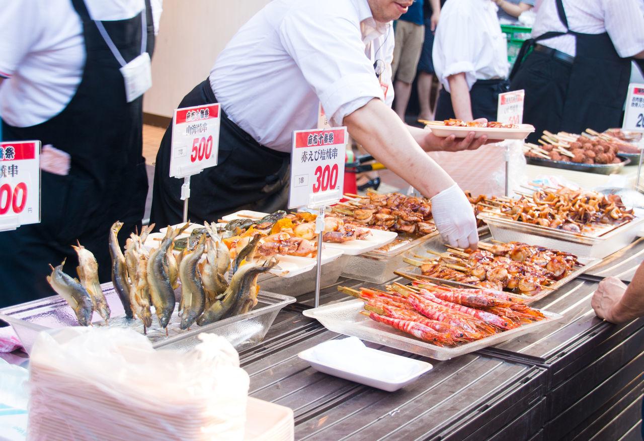 Beautiful stock photos of asia, Apron, Casual Clothing, Display, Food