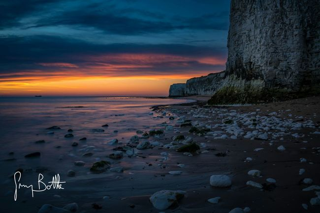 Sunrise Landscape_Collection Seascape Broadstairs Botany Bay Sea And Sky EyeEm Masterclass Sea_collection Seaside Nature_collection Sony A7RII Sonyalpha Sony Images Eye4photography  EyeEm Best Shots - Landscape Landscape Summer Uk Seascape Photography Landscape_photography Long Exposure