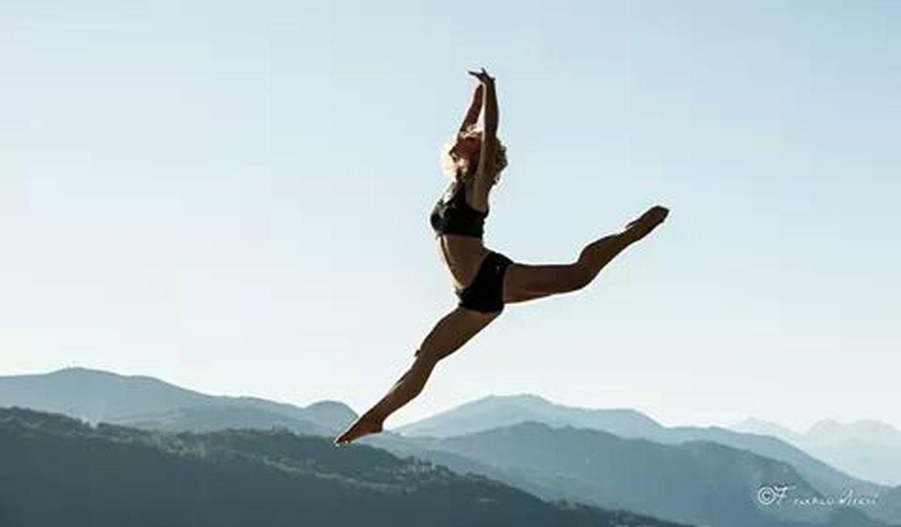 E per me questa è l'idea di libertà. .... Enjoying Life Salto Liberta Di Essere Lago Maggiore