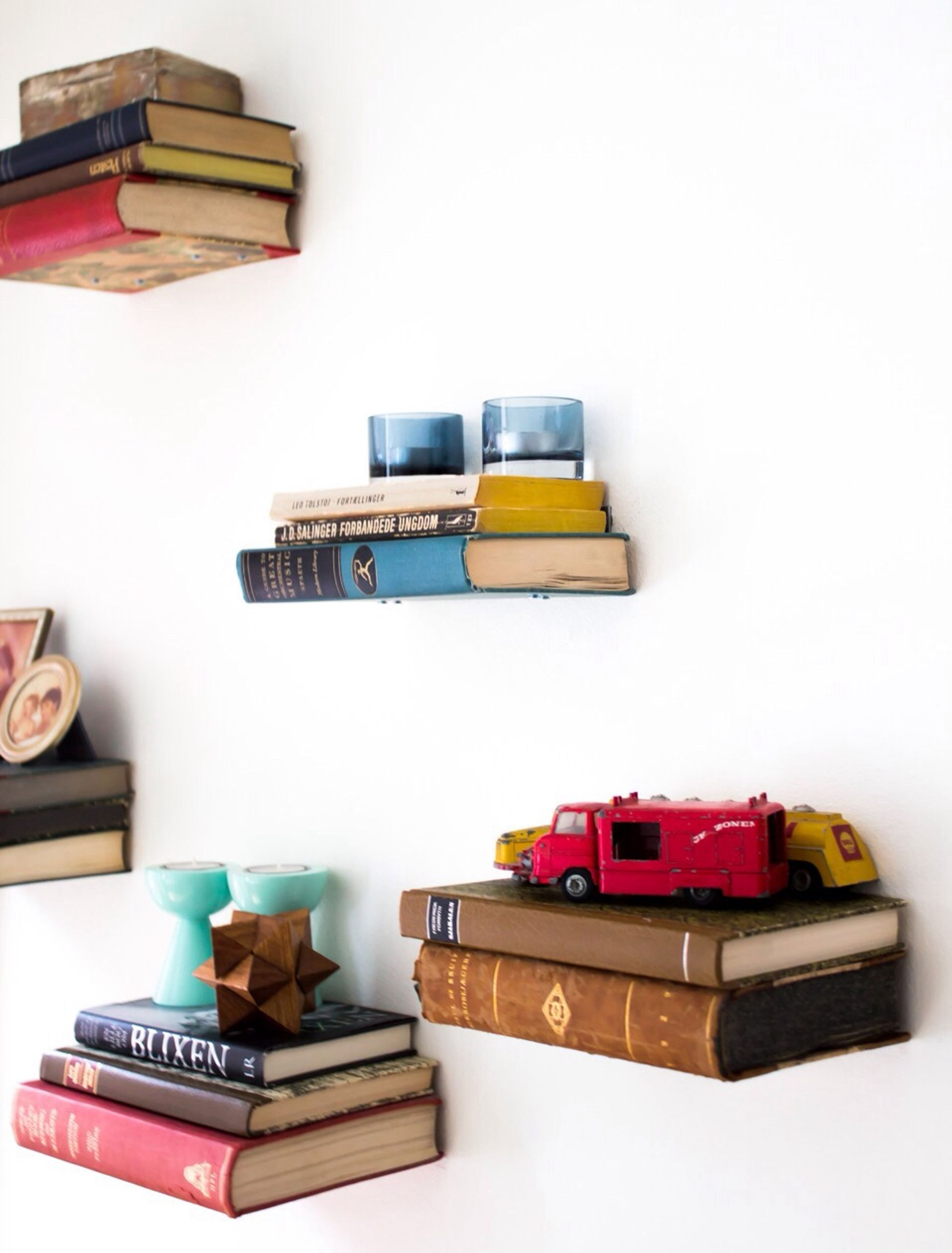 Dyi Bookshelf Interior Design