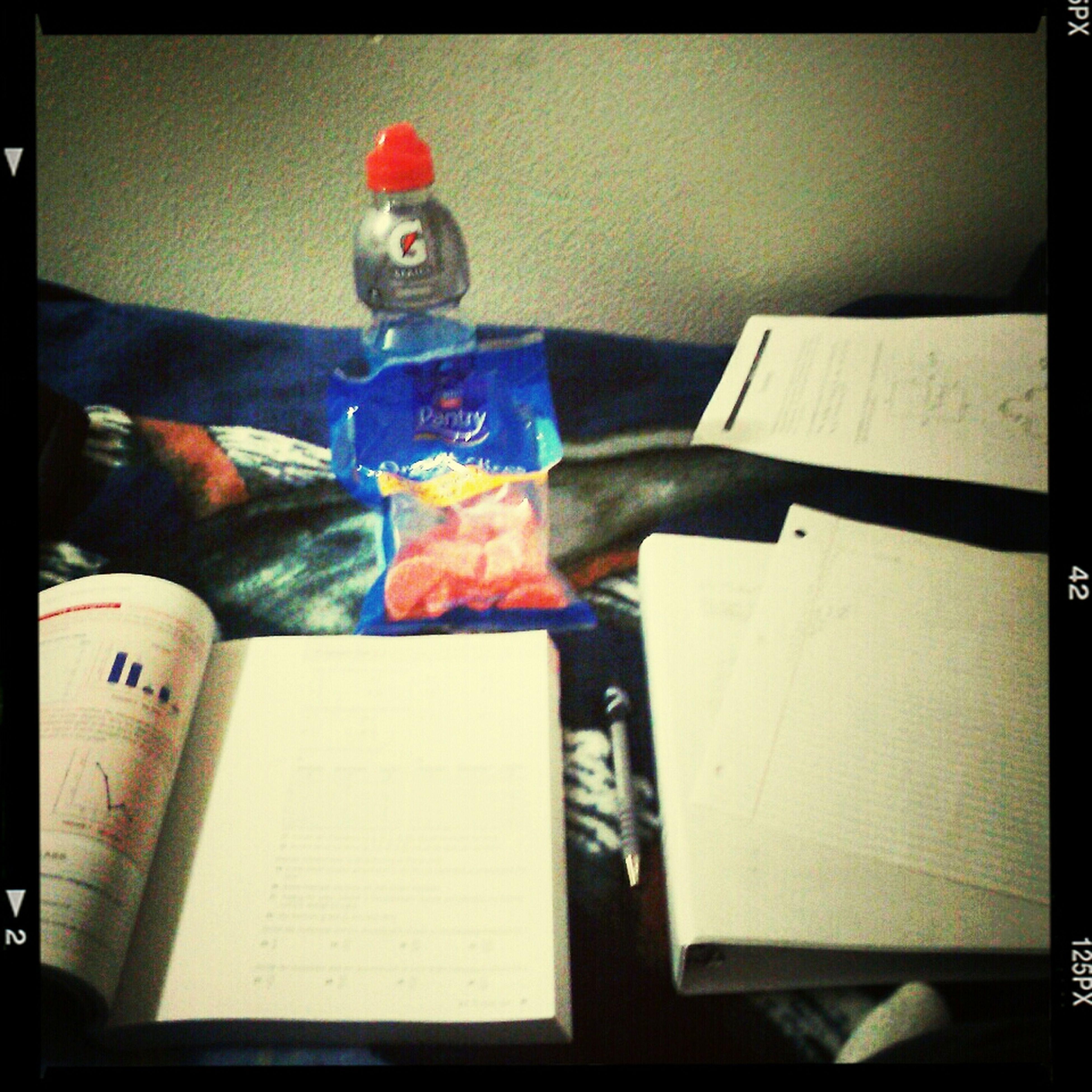 Late Night Study Sesh