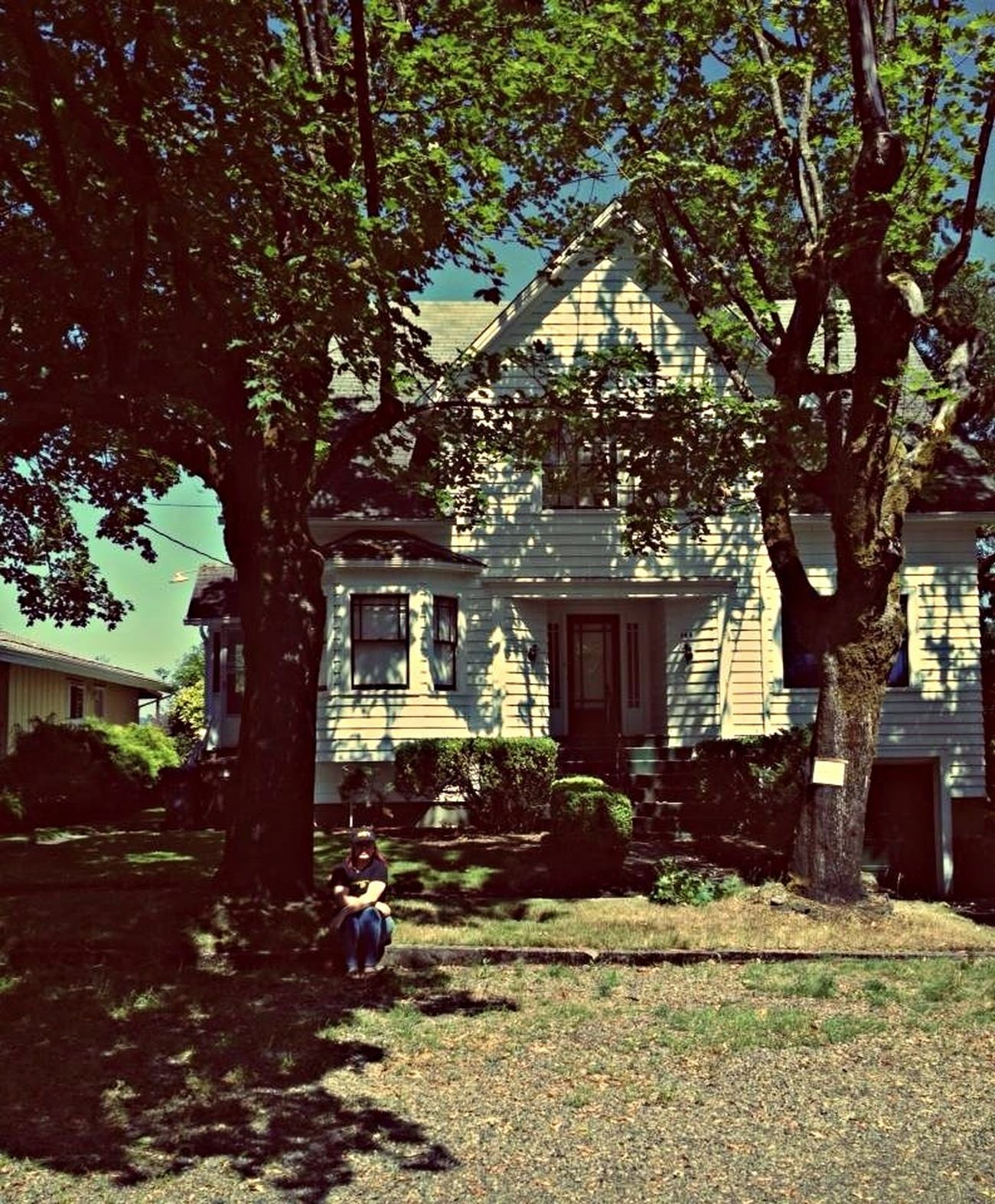 The day I found Bella's house (not a twilight fan).