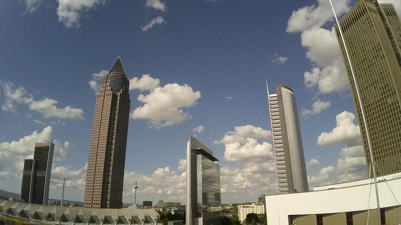 Gopro Goproapp Skyline Frankfurt