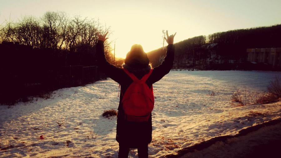 Зима ❄⛄