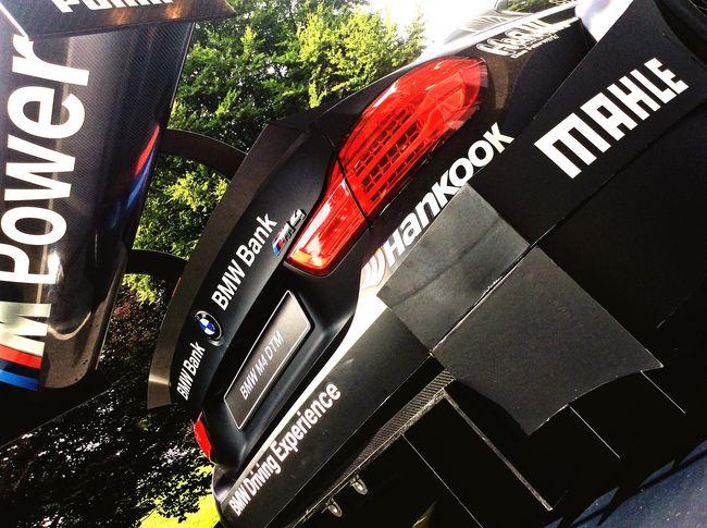Bmw Dtm - Rear Spoiler Car Bmw Racecar Outdoors Motorsport Colors