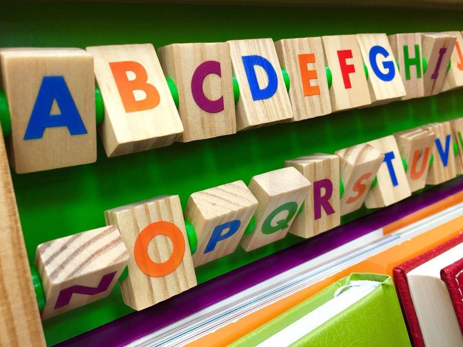 Beautiful stock photos of alphabet, western script, text, communication, multi colored